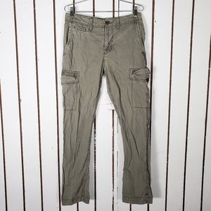 American eagle slim pants cargo size 29/30